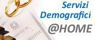 Servizi Demografici @HOME