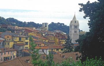 Carrara - Vista dal Baluardo
